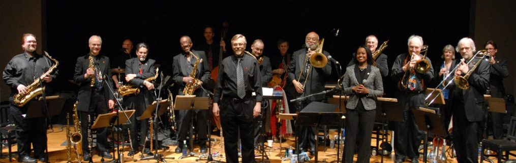 The Aardvark Jazz Orchestra, since 1972