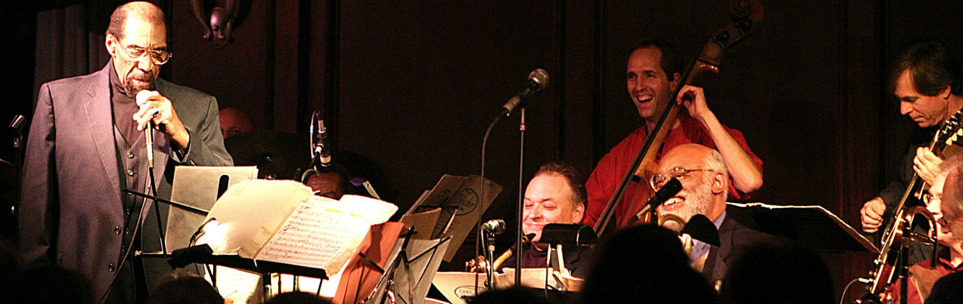 The Aardvark Jazz Orchestra, since 1972